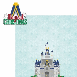 Very Merry: Magical Christmas 2 Piece Laser Die Cut Kit