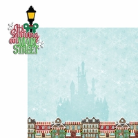 Very Merry: Main Street 2 Piece Laser Die Cut Kit