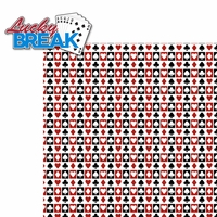 Viva Las Vegas: Lucky Break 2 Piece Laser Die Cut Kit