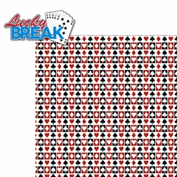 2SYT Viva Las Vegas: Lucky Break 2 Piece Laser Die Cut Kit