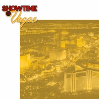 Viva Las Vegas: Showtime 2 Piece Laser Die Cut Kit