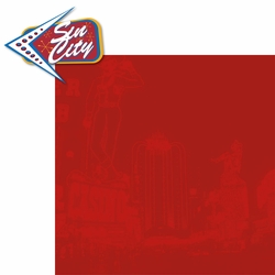 Viva Las Vegas: Sin City 2 Piece Laser Die Cut Kit