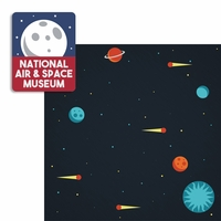 Washington D.C: Air & Space Museum 2 Piece Laser Die Cut Kit
