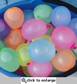 Water Balloons 12 x 12 Paper