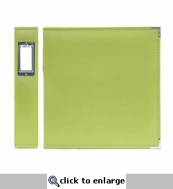 We R Faux Leather 3-Ring Binder 8.5