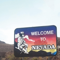 Welcome To: Nevada 12 x 12 Paper