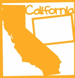 West Coast 12 x 12 Overlay Laser Die Cut