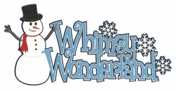 1SYT Whimsy Wonderland Laser Die Cut