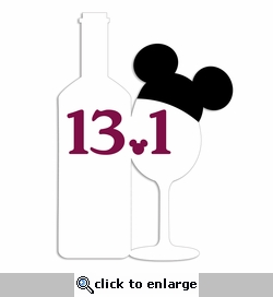 Wine and Dine: 13.1 Bottle and Ears Laser Die Cut