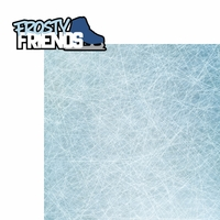 Winter Sports: Frosty Friends 2 Piece Laser Die Cut Kit