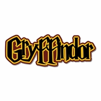 Wizard World: Gryffindor Laser Die Cut