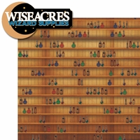 Wizard World London: Wiseacres 2 Piece Laser Die Cut Kit