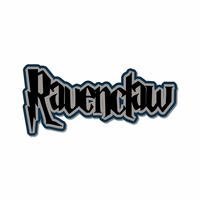 Wizard World: Ravenclaw Laser Die Cut