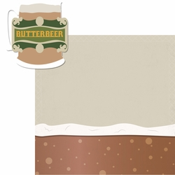 Wizarding World: Butterbeer 2 Piece Laser Die Cut Kit