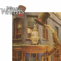 Wizarding World: Wizard Wheezes 2 Piece Laser Die Cut Kit
