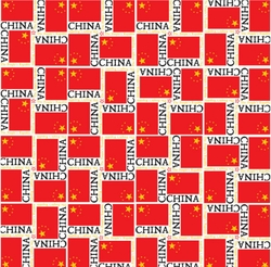 2SYT World Flags: China 12 x 12 Paper