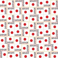 World Flags: Japan 12 x 12 Paper