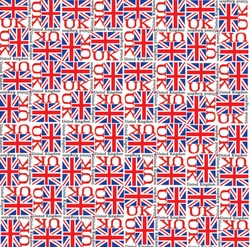 World Flags: United Kingdom 12 x 12 Paper