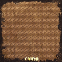 World Traveler: Cairo 12 x 12 Paper