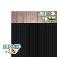 Years Together: Celebrate Us 2 Piece Laser Die Cut Kit