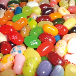 Yummy in my Tummy: Jelly Beans 12 x 12 Paper