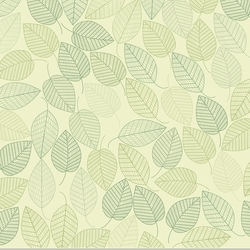 Zoo Days: Leaf Pattern 12 x 12 Paper