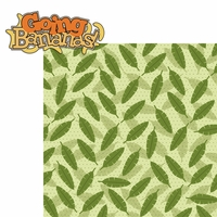 Zoo Tales: Going Bananas 2 Piece Laser Die Cut Kit