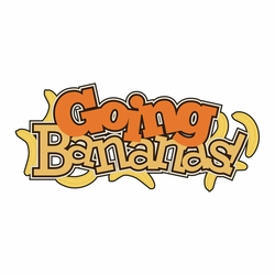 Zoo Tales: Going Bananas Laser Die Cut