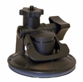 13101: PanaVise ActionGRIP Shorty Suction Cup Camera Mount
