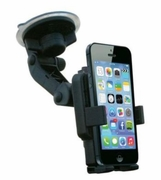 15504: PanaVise PortaGrip w/ Windshield Mount for iPhone Samsung LG SmartPhone