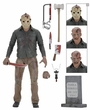 39716: NECA Friday the 13th � 7″ Scale Action Figure � Ultimate Part 4 Jason