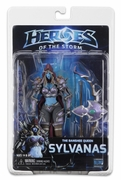 45409-2: NECA Heroes of The Storm Series 03 Set of 2 Figures (Jim Raynor & Sylvanas Windrunner)