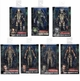 51551-7: NECA Predator 30th Anniversary Collector Action Figures Set (4 Dutch and 3 Predator)
