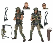 "51643: NECA Aliens – 7"" Scale Action Figures – Colonial Marines 30th Anniversary 2-Pack"