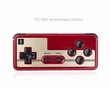 8BITDO FC30 Bluetooth Wireless Game Controller Classic Controller w/ Xstander (Bluetooth, USB, Windows, Mac, iOS, Android Compatible)
