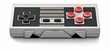 8BITDO NES30 Bluetooth Wireless Game Controller Classic Controller w/ Xstander (Bluetooth, USB, Windows, Mac, iOS, Android Compatible)