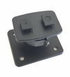 APAMPS17MM+SPH: i.Trek VSM 4 Hole AMPS Adapter Mount for Magellan and HP GPS Devices