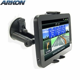 "Arkon Windshield Mount for Samsung Galaxy Tab 7"" & iPad Mini"
