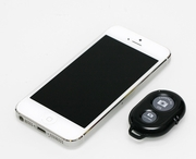 AT-RM: i.Trek Bluetooth Camera Shutter Remote for iPhone 4/5, Samsung Galaxy S2/3/4, Note 1/2/3, Android Phone Tablet