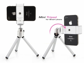 AT-HT: mini tripod Holder Mount for Smart Phone, iPhone, Galaxy S2 S3 S4, Note