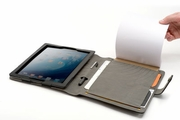 Booqpad for iPad 2, black-gray