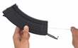 CA-09: Lancer Tactical High Capacity Flash Magazine for AEG Airsoft, Black