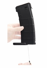 CA-15B: MASADA Airsoft FLASH MAGAZINE 320-RDS (BLACK)