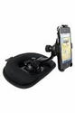 Deluxe Non-Skid / Friction Style Weighted Dashboard Mount with Safety Hook for Apple iPhone 3G and Original Apple iPhone