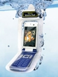 DiCAPac Waterproof Case for SmartPhone (Flip / Folding Type)