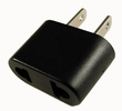 i.Trek European to US Plug Adapter
