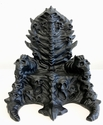 "FIG-THRONE: FIGLot Death Skull Throne for 6"" ~ 8"" Marvel Legends, Marvel Select, DC, NECA Action Figures"