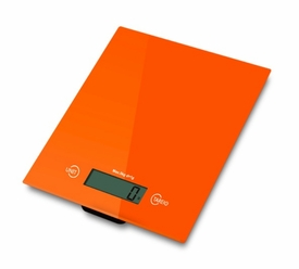 FRK 5kg/1g Digital Electronic Kitchen Scale with Tare function, Orange