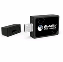 GlobalSat ND-105C Micro USB GPS Receiver for SmartPhone and Tablet (Android and Window 8) (MicroUSB to USB cable included)