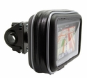"GN032+WPCS-2: Bicycle / Handlebar Mount & Case for Garmin, TomTom, Magellan GPS with 4.3"" or 3.5"" screen"